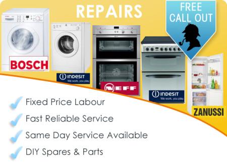 washing machine repair quotes